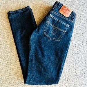 Lucky Brand Lola Straight Regular Jeans 4/27